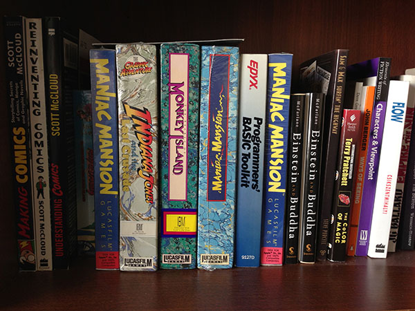 LucasArts Classics - Just a Point and Click Away!